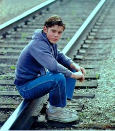C.Thomas Howell in The Outsiders