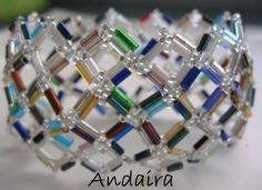 Andairadas: Paris Bracelet