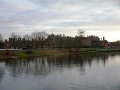Thames Path west London: Hampton Court to Kew Bridge Thames Path, Hampton Court, West London, The Hamptons, Paths, River, Outdoor, Outdoors, Outdoor Games
