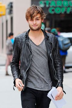 Douglas Booth [Troy Chamberlin]