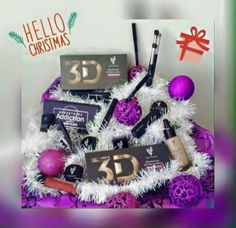 Younique for Christmas! Mascara 3d, Mascara Tips, How To Apply Mascara, Christmas Makeup, Christmas Gifts, Xmas, Christmas Stuff, Christmas 2019, Merry Christmas