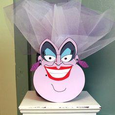 Spooky Ursula Craft   Halloween Crafts   Spoonful