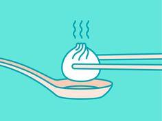 Soup Dumpling by Isabel Foo