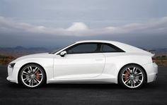Powrót quattro Audi quattro concept ujawnił   quattroholic.com