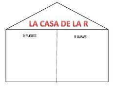 Mis materiales: La Casa del fonema R