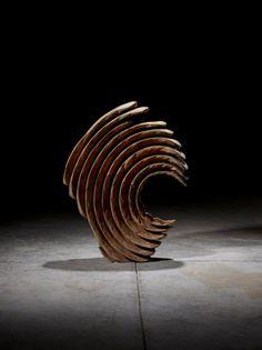 São Mamede - Art Gallery  Paulo Neves Sem Título - 151)12 2015 Madeira 52 cm x 40 cm x 13 cm