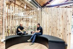 Collaborative Workspaces are more than it's Quirky, Creative Designs