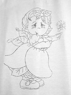 Niñas para pintar Embroidery Stitches, Embroidery Patterns, Quilt Patterns, Machine Embroidery, Leaf Patterns, Adult Coloring Book Pages, Coloring Books, Coloring Pages, Painting Words