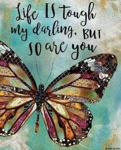 Be The Flawed Butterfly Butterfly Quotes, Butterfly Wall Art, Louise Hay, Affirmations, Beautiful Notebooks, Life Is Tough, Celebration Quotes, Grateful Heart, Romantic Love Quotes
