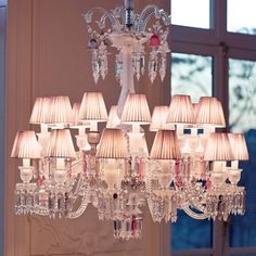 "Zenith Starck ""Flou"" Lustre BACCARAT one of my favorites.. Especially the matte gray accents"