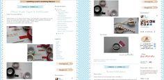 Manus Blog: something sweet + something fabulous  http://norba215.blogspot.co.at/ - DIY, Deko, Shopping & mehr... Vorbeischauen;)