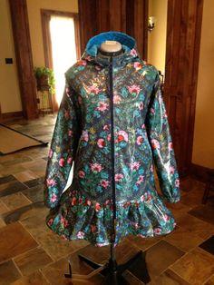 Me Likey alot!   Alaska's Bouquet Rainpuk Amy Butler Fabric Kuspuk by rainpuk, $200.00