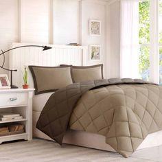 Comfort Classics Windsor Microfiber Down Alternative Comforter with 3M Scotchgard - Walmart.com