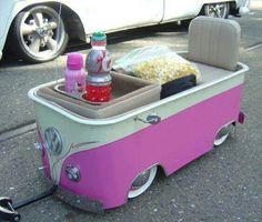 Vw cooler wagon