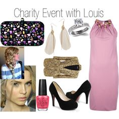 Charity Event with Louis - Polyvore