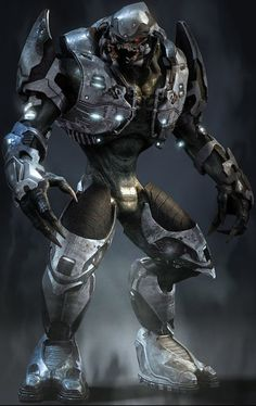 Halo wars covenant elite