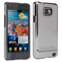 Case-Mate Barely There Samsung Galaxy S2 - Silver  15,99 €