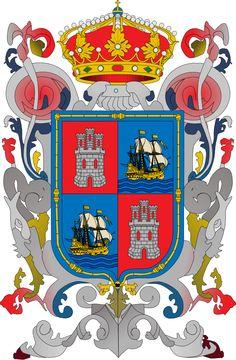 1863, Estado de Campeche, Capital: San Francisco de Campeche #Mexico #Campeche #SanFranciscodeCampeche (L1674)