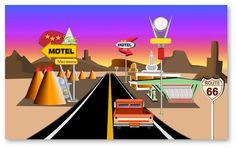 Are You a Full-time RV'er? Take an Extended Trip on Route 66