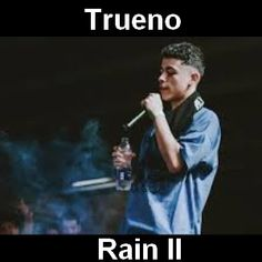 Acordes D Canciones: Trueno - Rain II