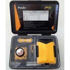 FENIX HP20 Waterproof & Extreme Conditions AA Headlamp  230Lm 167m range