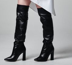 High Heels Boots High Boots Knee High Boots Thigh от PixieWontPlay