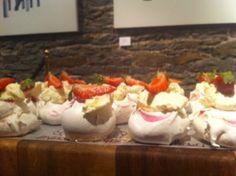 mouthfuls of meringue