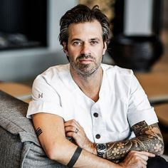 CHEF OF THE DAY – CUOCO DEL GIORNO Sergio Herman