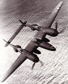 Lockheed P38 Lightning
