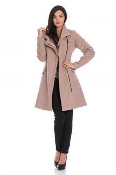 Lashez® is Romania's first truly independent fast fashion retailer targeting young, hip European females aged years old. Fast Fashion, Female, Coat, Sewing Coat, Peacoats, Coats, Jacket