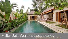 Villa Bali Asri Batubelig, 2 Bedroom Pool Villa at Batubelig ...