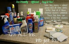 Turn all this ... Into this with just a few H2O at Home products  Www.myh20athome.com/A102726
