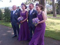 Bridesmaid Fascinators From Hatsnstuff | Talking Fascinators | A Blog From Hatsnstuff UK