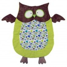 This Maison Chic Owl Nap Mat is a hoot.