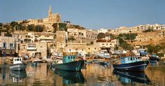 Can't wait for this view when I arrive in Gozo by ferry from Malta