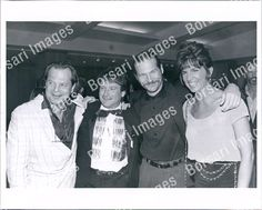 Terry Gilliam Director Of The Fisher King with Robin Williams, Jeff Bridges and Mercedes Ruehl