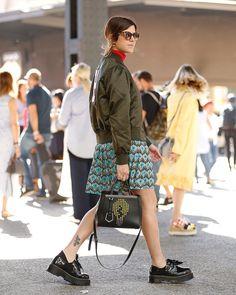 Street Style w/