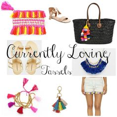 With Style & Grace: Tassels and More Tassels