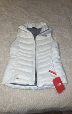 North face vest brand new size small never worn North Face Vest, The North Face, Brand New, Jackets, Fashion, Down Jackets, Moda, Fashion Styles, Fashion Illustrations