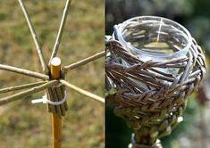 Jedes Jahr Ende Februar steht der Weidenschnitt  an. Unser Pavillon hat bis zu 4m lange Einjahres-Triebe entwickelt - die werden n...