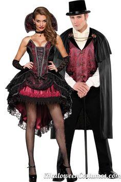 halloween couples costumes vampires - Halloween Costumes 2013