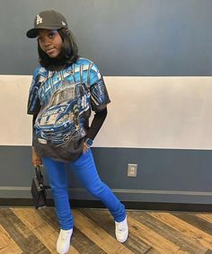 Swag Outfits For Girls, Cute Swag Outfits, Cute Comfy Outfits, Dope Outfits, Retro Outfits, Girl Outfits, Fashion Outfits, Baddie Outfits Casual, Curvy Outfits