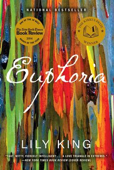 We will be discussing Euphoria by Lily King on Monday, December 19 at 6:30pm.