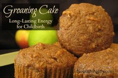 Really interesting - gonna have to make some before the end of the month.  Groaning Cake Recipe from NourishingJoy.com