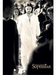 'Jesus Christ Superstar', feat. Steve Balsamo at Lyceum Theatre, London, 1996