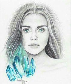 #TeenWolf #LydiaMartin #Art