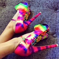 You Will NEVER See Yourself Coming And Going In These...Edgy,Bold, And Unique.