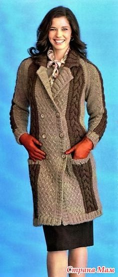 Womens Cardigans – Page 10 – KnitWearMasters Cape Scarf, Crochet Cover Up, Warm Coat, Coat Dress, V Neck Dress, Cardigans For Women, Womens Fashion, Sweaters, Dresses
