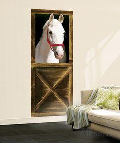 Sebastian Horse Giant Mural Poster Wallpaper Mural at AllPosters.com