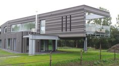 Cape Cod Residential Cladding from Vincent Timber, based in Birmingham, who are suppliers of Cape Cod Cladding throughout the UK